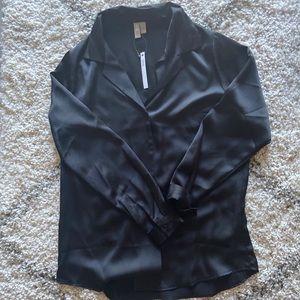 ASOS never worn satin shirt